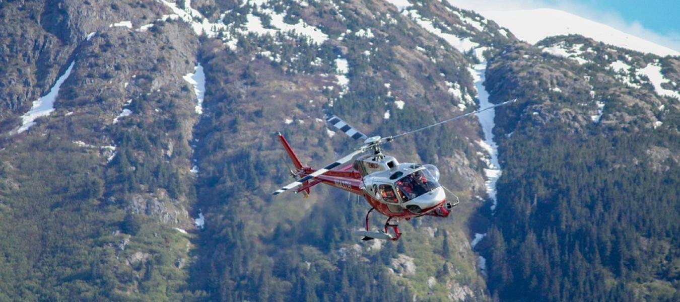 Вертолетный чартер